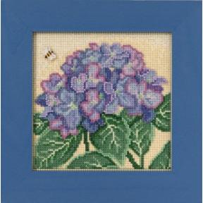 Набор для вышивания Mill Hill MH141715 Hydrangea