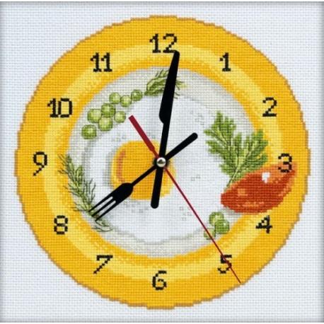 Набор для вышивки крестиком RTO M40009 Время завтракать фото