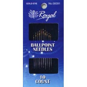 Набор для шитья Royal Ballpoint (10 шт) 06091 фото