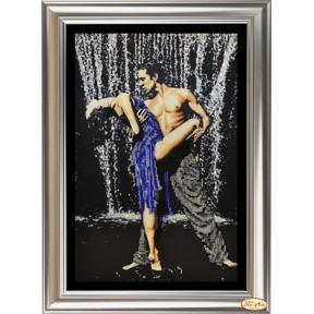 """Набор для вышивания бисером Tela Artis НС-003т """"Страстные танцы 3"""""""