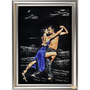 """Набор для вышивания бисером Tela Artis НС-002т """"Страстные танцы 2"""""""