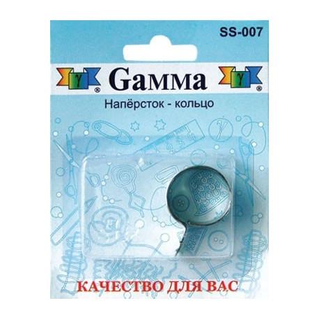 Наперсток-кольцо SS-007 Гамма фото