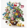Набор для вышивки крестом Алиса 2-23 Поэзия цветов.Благоухание
