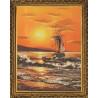 Набор для вышивания крестом Нова Слобода СР-3134 Морское