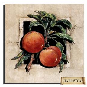 """Картина из бумаги Папертоль РТ150029 """"Спелые абрикосы"""""""