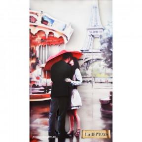 """Картина из бумаги Папертоль РТ150035 """"Наш Париж"""""""