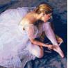 Набор для вышивки крестом Dimensions 35181 Ballerina Beauty фото