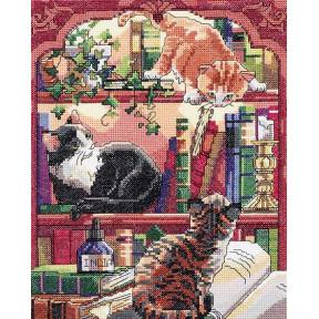 Набор для вышивания Janlynn 023-0145 Curiosity