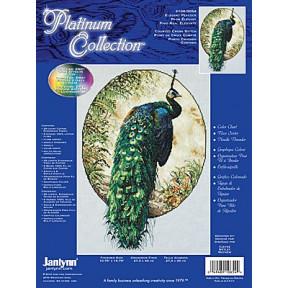 Набор для вышивания Janlynn 106-0054 Elegant Peacock