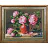 Набор для вышивания Магия Канвы Б-054 Розовые пионы фото