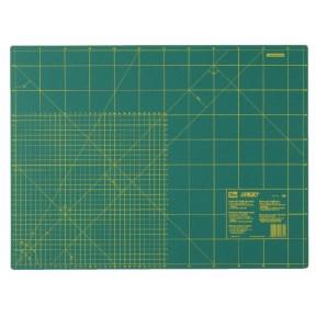 Коврик для раскройных ножей, зеленый цв. см-дюйм 45 х 60 см Prym 611374