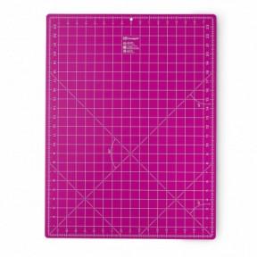Коврик для раскр. ножей Omnimat 45x60см,розовый Prym 611467