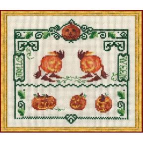 Набор для вышивания крестом NIMUЁ 26-AM01 К (Aida)