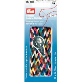 Коса из нитей для шитья, с иглой и нитевдевателем Prym 610650