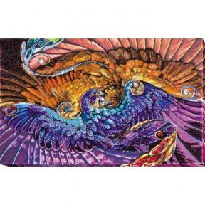 Набор для вышивки бисером на холсте Абрис Арт АВ-613 «Две стихии»