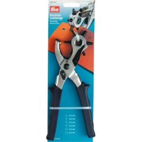 Щипцы для пробивания отверстий 6 размеров 2,5 - 5 мм Prym 390905