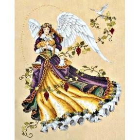 Набор для вышивания крестом Classic Design Ангел-Хранитель 4439