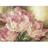 Набор для вышивки крестом Dimensions 35175 Tulip Trio фото