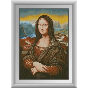 Набор для рисования камнями Dream Art. 30682 Мона Лиза фото