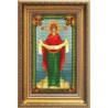 Набор для вышивки Чарівна Мить А-101 Богородица Покрова фото