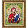 Набор для вышивки Чарівна Мить 525ч Богородица Смоленская фото