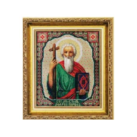 Набор для вышивки Чарівна Мить 524ч Св. Андрей Первозванный фото