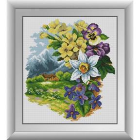 Набор для рисования камнями Dream Art. 30683 Весна фото