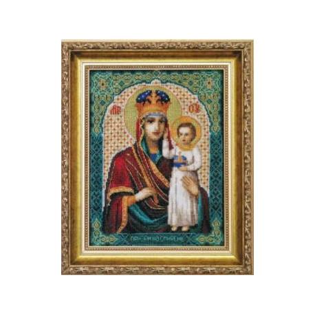 Набор для вышивки Чарівна Мить 523ч БогородицаПризри на