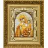 Набор для вышивки Чарівна Мить394ч Богородица Отрада Утешение
