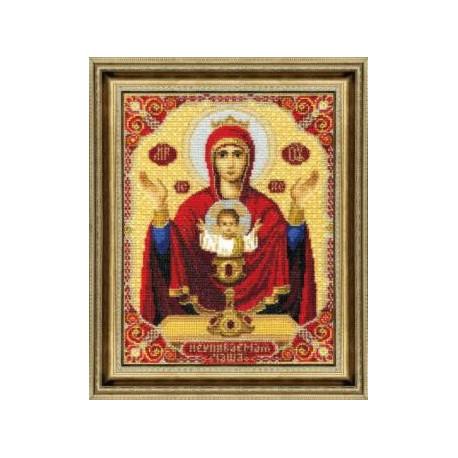 Набор для вышивки Чарівна Мить 324ч Богородица Неупиваемая Чаша