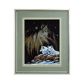 Набор для вышивания Janlynn 013-0244 Northern Lights