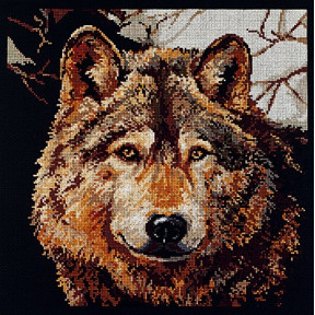 Набор для вышивания Janlynn 023-0570 Wolf фото