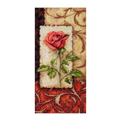 Набор для вышивания крестом Dimensions 65096 Single Rose фото