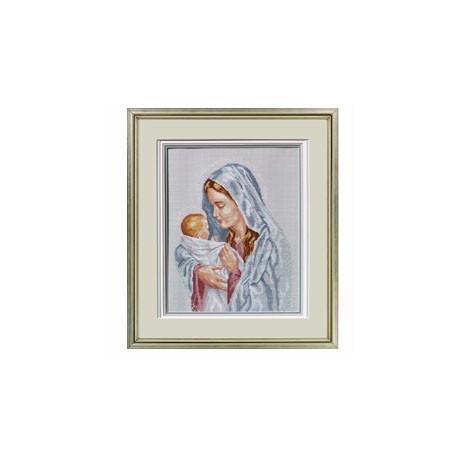 Набор для вышивания Janlynn 044-0044 The Blessed Mother фото