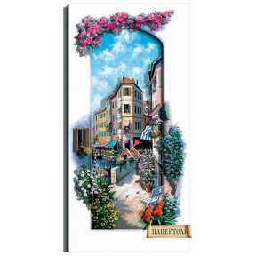 """Картина из бумаги Папертоль РТ150167 """"Итальянские пейзажи. Венеция"""""""