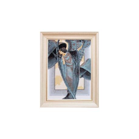 Набор для вышивки крестом Чарівна Мить 514ч Вечерний звон фото