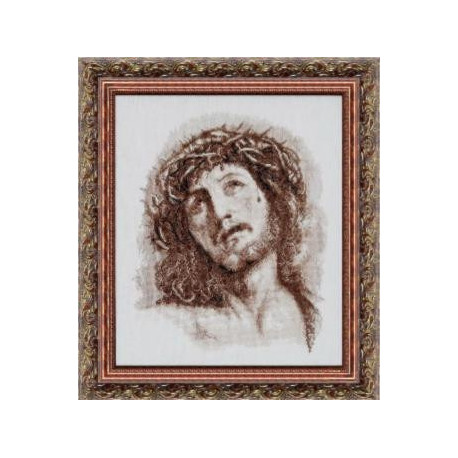 Набор для вышивки крестом Чарівна Мить 417ч Иисус фото