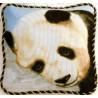 Набор для вышивки подушки Чарівна Мить 407ч Панда фото