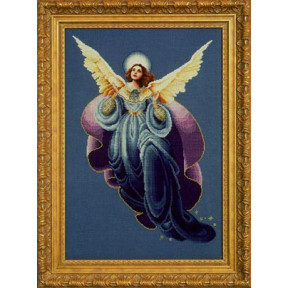Схема для вышивания Lavender Lace LL53 Angel of Morning фото