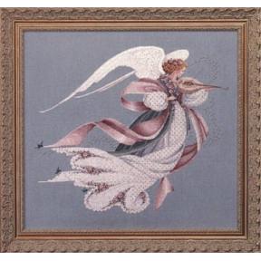 Схема для вышивания Lavender Lace LL23 Angel of Spring