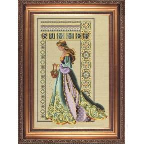 Схема для вышивания Lavender Lace LL56 Celtic Summer