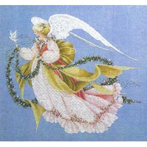 Схема для вышивания Lavender Lace LL26 Angel of Summer