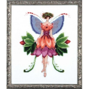 "Схема для вышивания ""Azalea//Азалия"" Nora Corbett NC197"