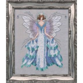 """Схема для вышивания """"Winter Dream//Зимняя мечта"""" Nora Corbett NC204"""
