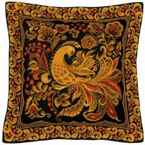 """Набор для вышивки крестом Риолис 1758 Панно/подушка """"Хохлома"""""""