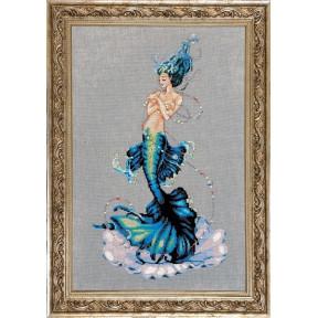 Схема для вышивания Mirabilia Designs MD144 Aphrodite Mermaid