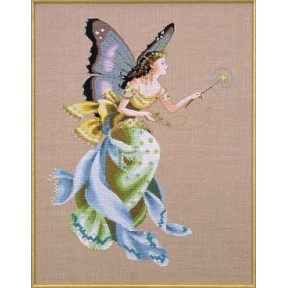 Схема для вышивания Mirabilia Designs MD63 Cottage Garden Fairy