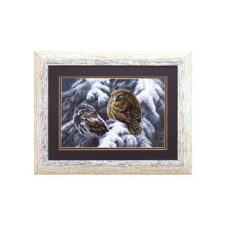 Набор для вышивки крестом Чарівна Мить 508ч Ночной дозор фото