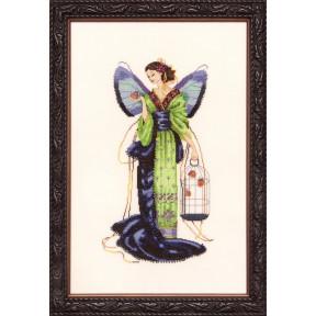 Схема для вышивания Mirabilia Designs MD114 September Sapphire Fairy