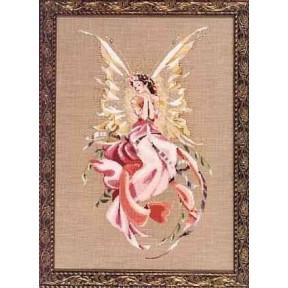 Схема для вышивания Mirabilia Designs MD38 Titania Queen Of The Fairies